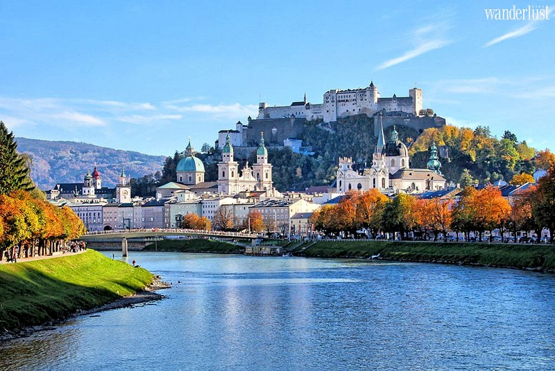 Wanderlust Tips Magazine   The 7 most stunning castles in Austria that will blow your mind